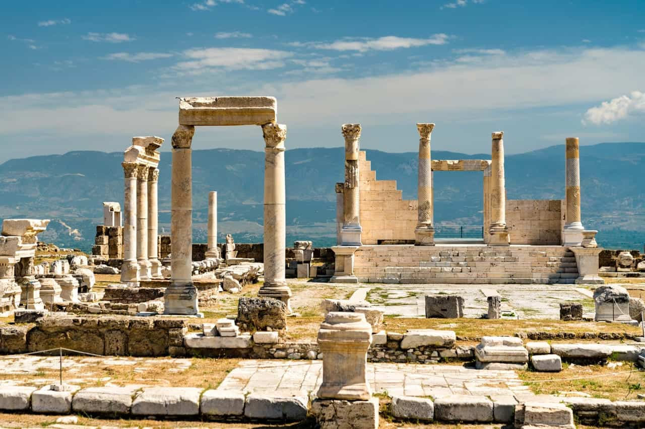 Virtual tour: 7 congregations: Listen To What The Spirit Says! (Part 2 of 2) – Thyatira, Sardis, Philadelphia & Laodicea
