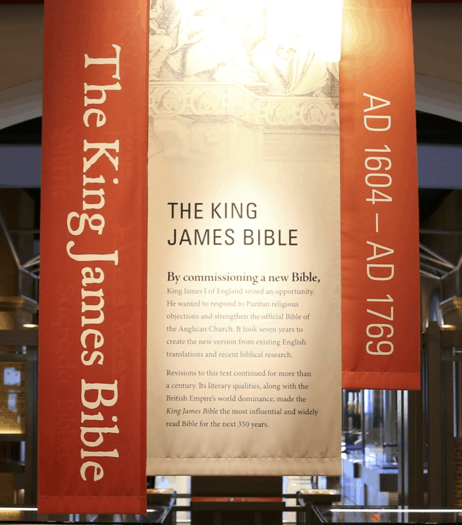 The King James Bible is widely beloved. Why do some consider it a literary masterpiece?