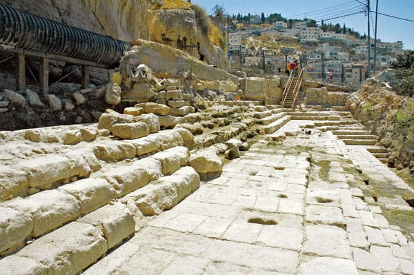 Virtual tour: In the Footsteps of Jesus