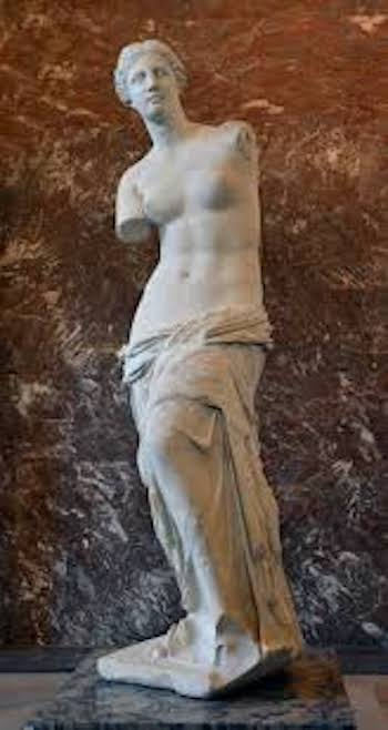 Venus of Milo - The most famous sculpture in the world
