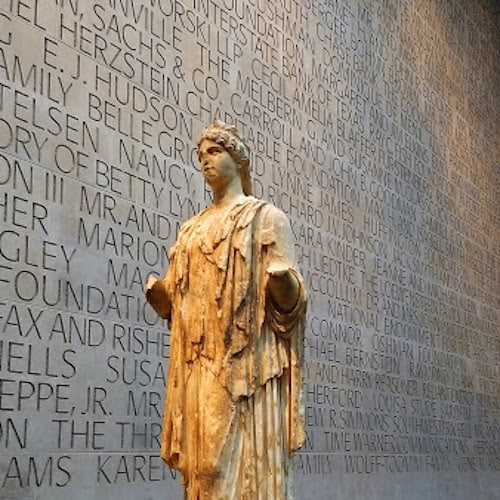 Virtual Museum bible Tour: Who is Like the Sovereign Lord? image 3