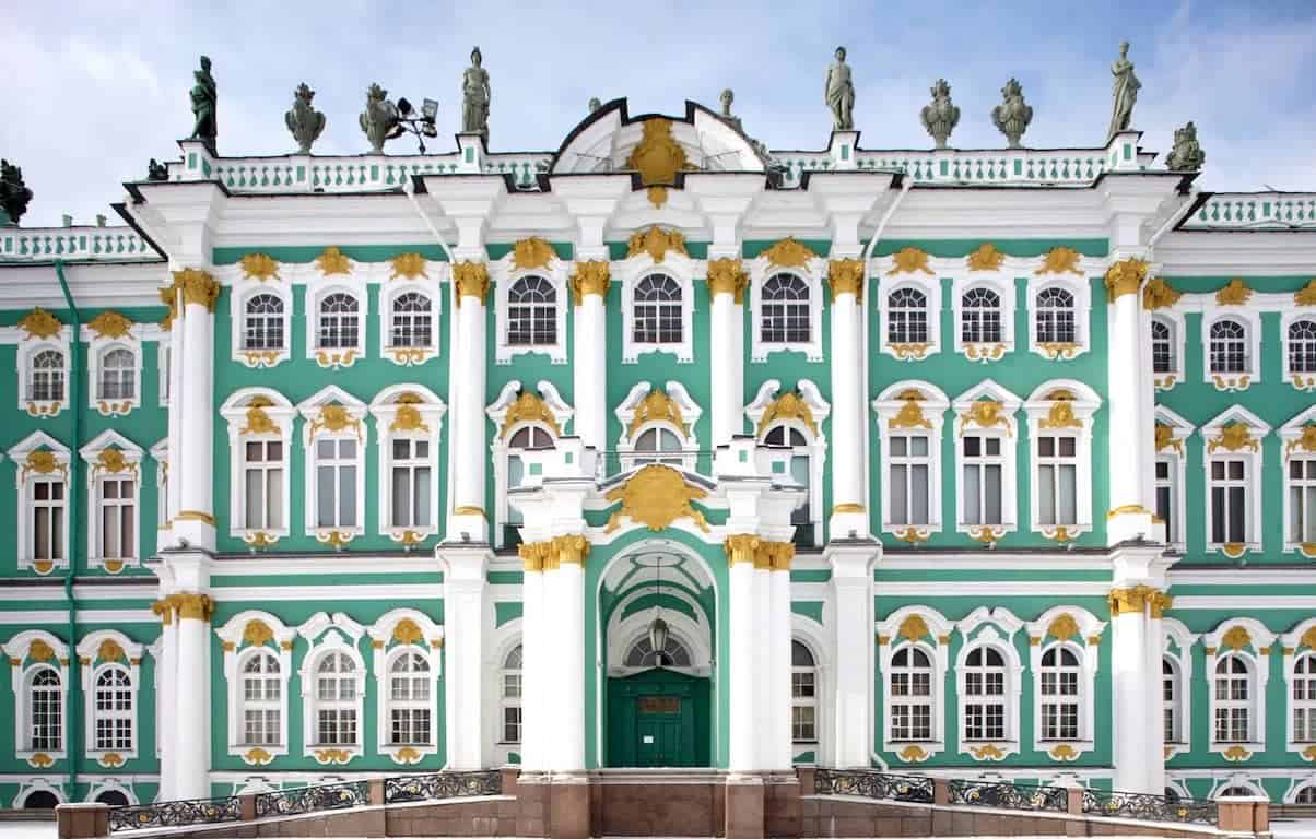 The Winter Palace: St. Petersburg's most famous building, the Winter Palace was the official residence of Russian Emperors. It plays a central political and cultural role in the three-century history of the city