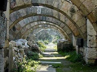 Smyrna - Agora Had an impressive underground agora and was home to a faithful congregation.