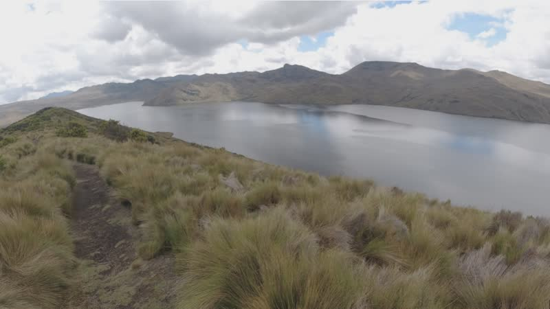 Virtual tour: Volcanoes of Ecuador: Touch the Sky